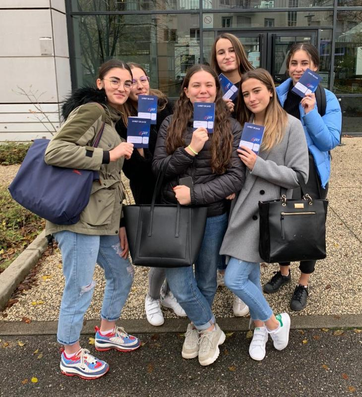 2019 12 01 examen juge gaf niveau 1 filles du gymsel v2