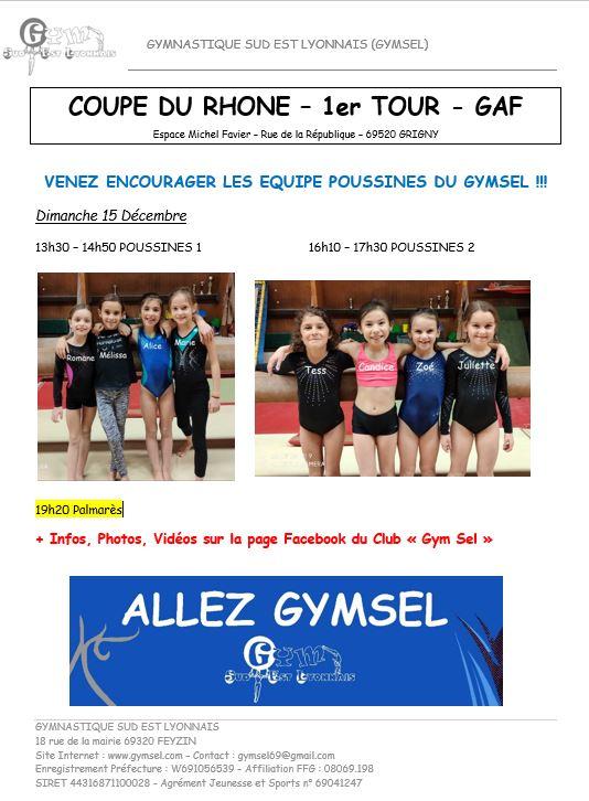2019 12 15 communication coupe du rhone gaf 1er tour grigny